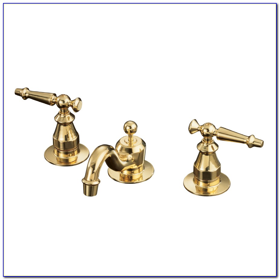 Kohler Antique Brass Bathroom Faucets