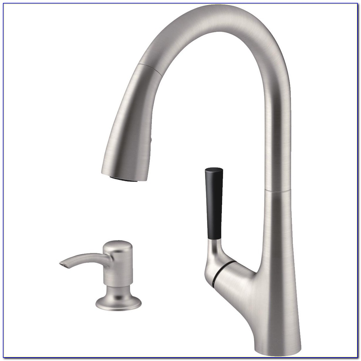 Kohler Artifacts Pull Down Kitchen Faucet