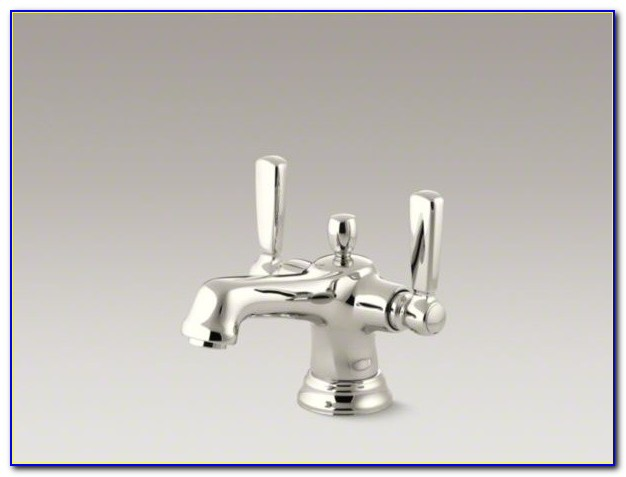 Kohler Bancroft Bathroom Sink Faucet
