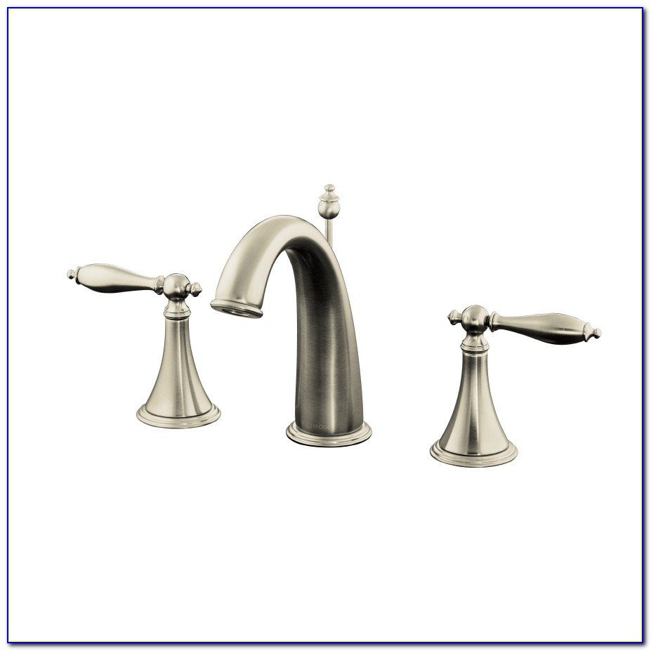 Kohler Bath Faucets Brushed Nickel