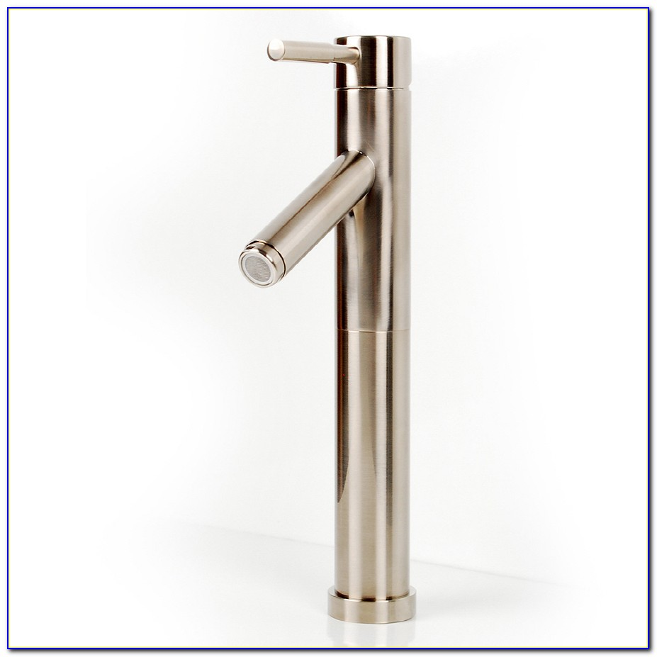 Kohler Brushed Nickel Bathroom Faucets