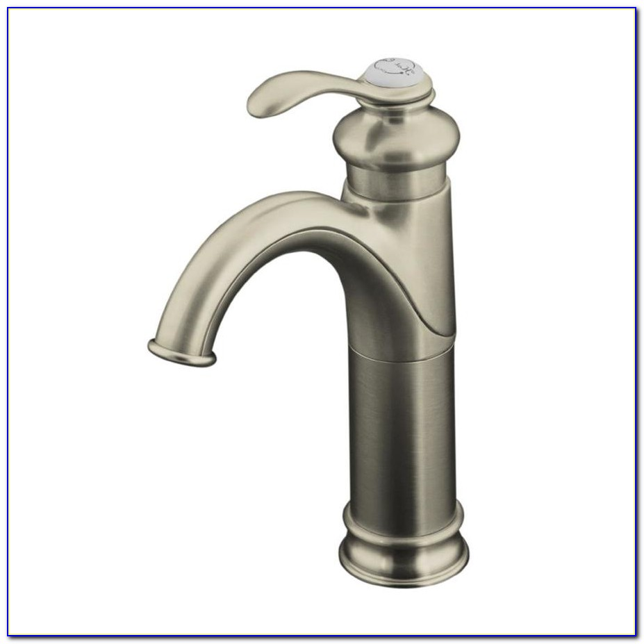 Kohler Devonshire Bathroom Faucet Brushed Nickel