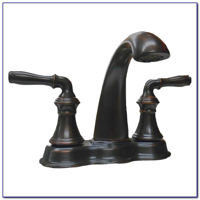 Kohler Devonshire Centerset Bathroom Faucet