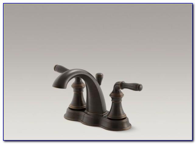 Kohler Devonshire Centerset Lavatory Faucet