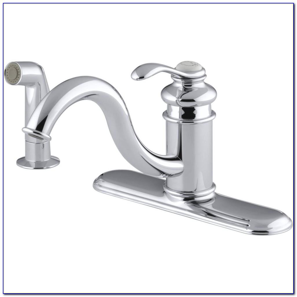 Kohler Fairfax Kitchen Faucet Brushed Nickel