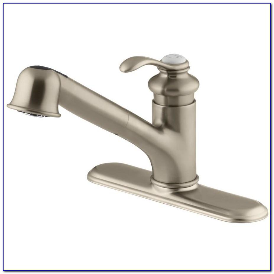 Kohler Fairfax Kitchen Faucet Installation