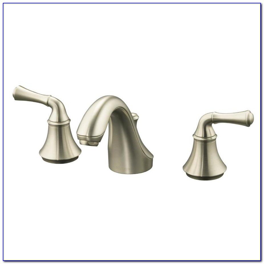 Kohler Forte Bath Faucet Brushed Nickel