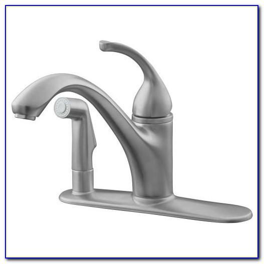 Kohler Forte Bath Faucet Installation
