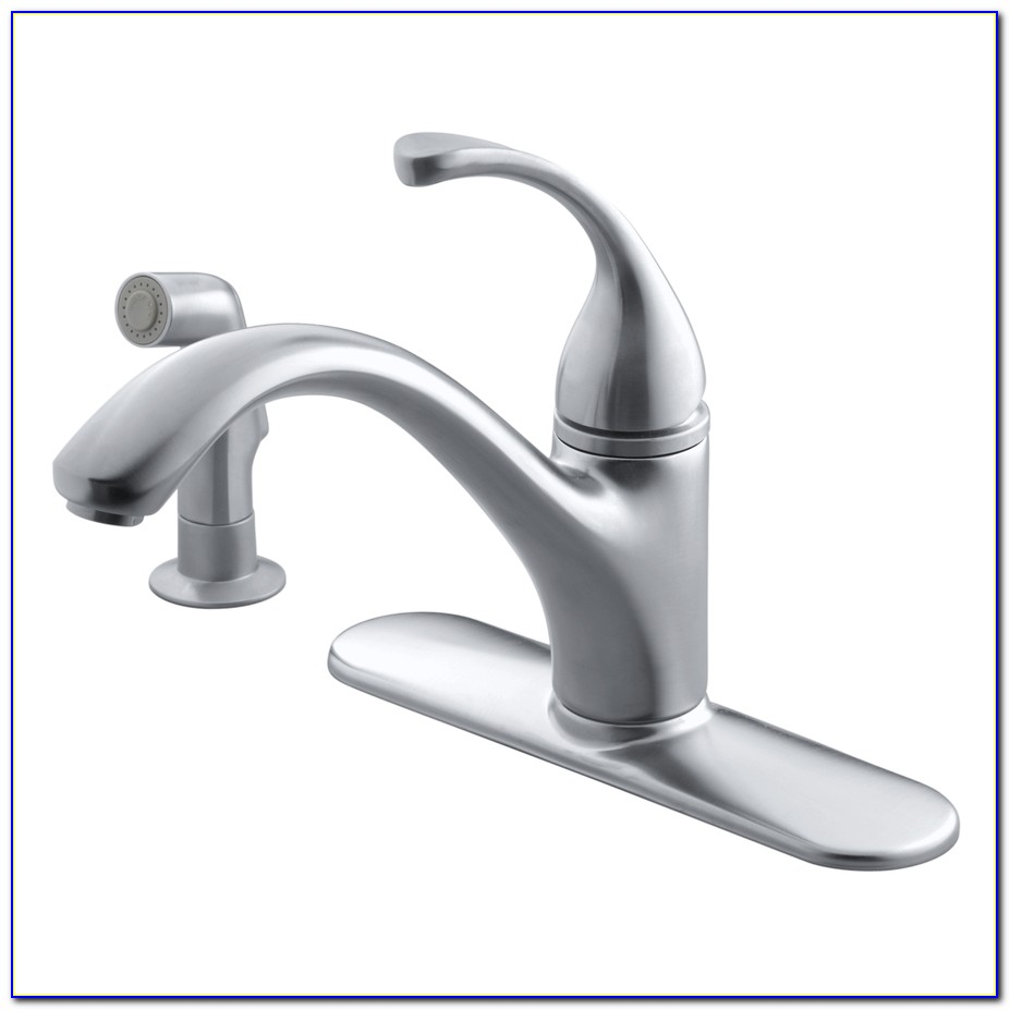Kohler Forte Bathroom Faucet Installation Instructions