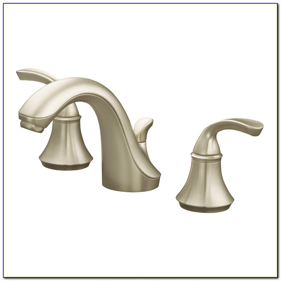 Kohler Forte Lavatory Faucet Brushed Nickel