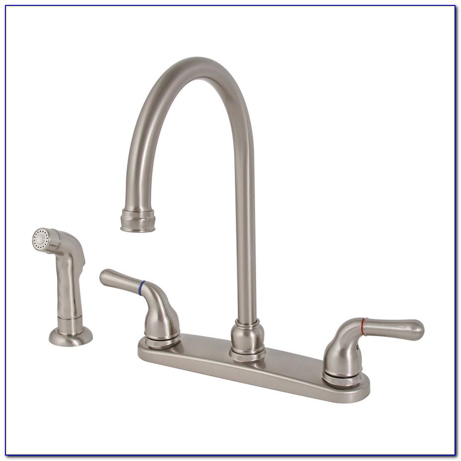 Kohler Kitchen Faucet Brushed Nickel