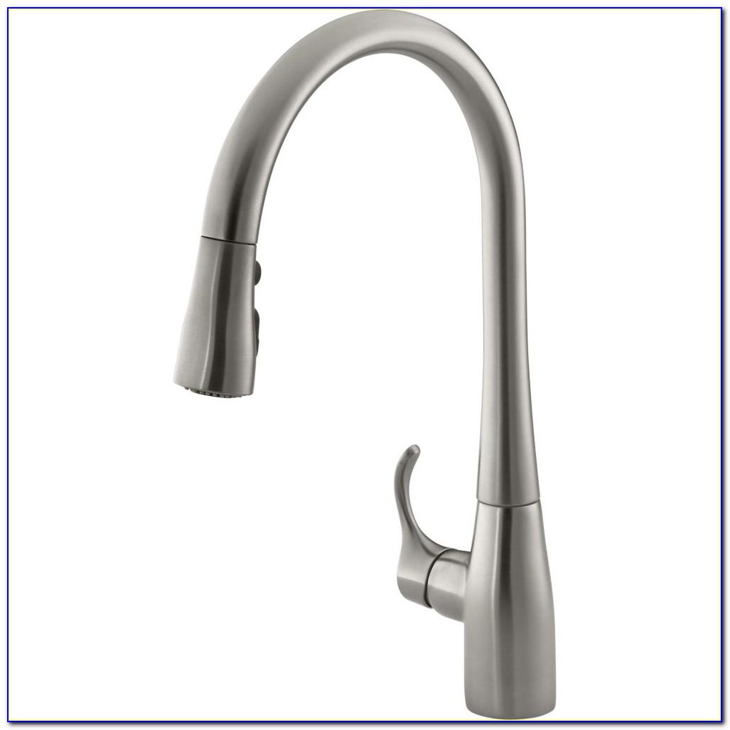 Kohler Kitchen Sink Faucet Head