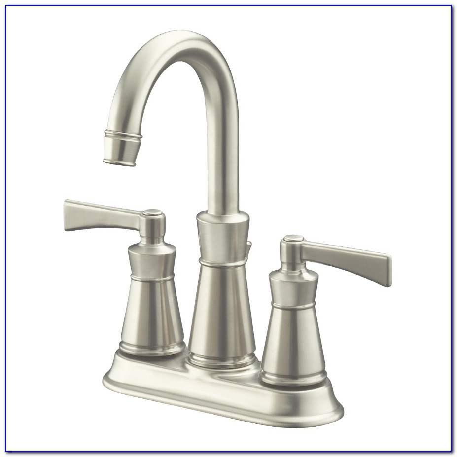 Kohler Kitchen Sink Faucet Installation Instructions