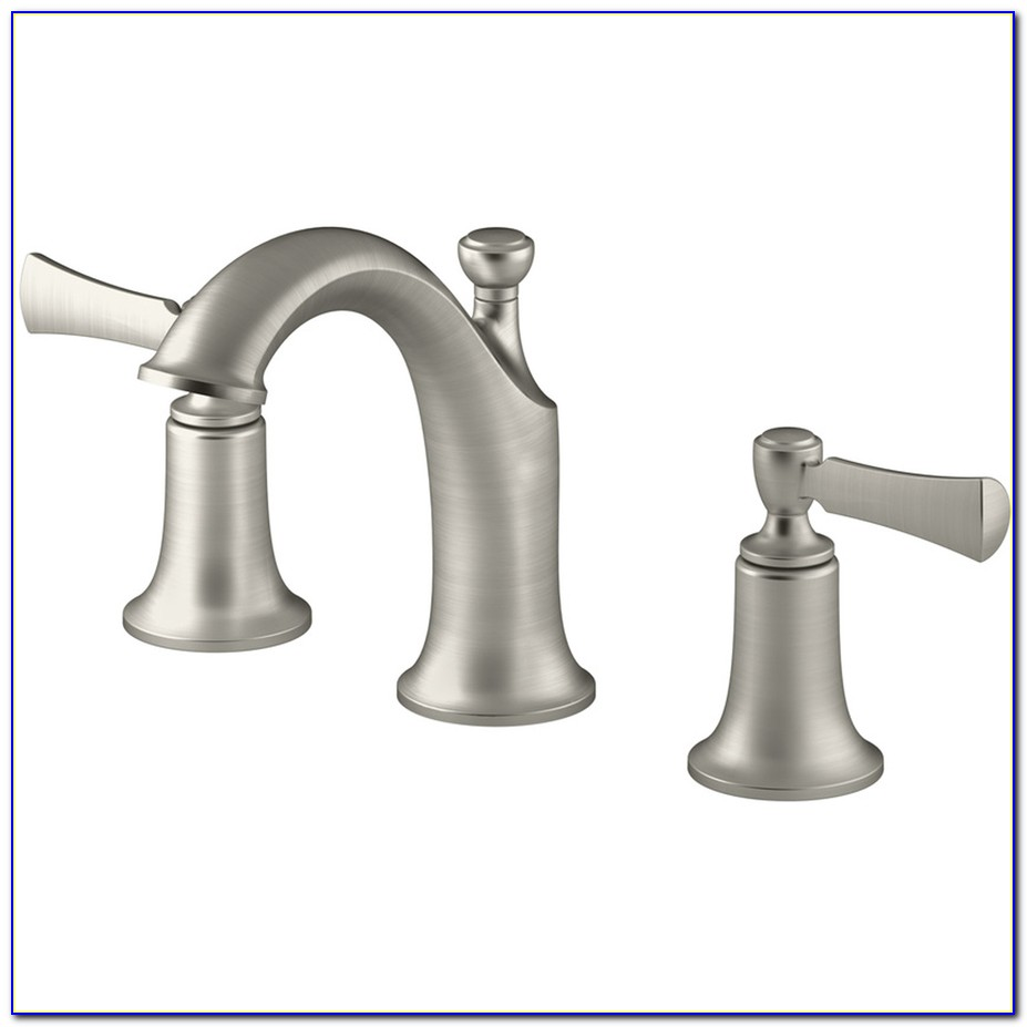 Kohler Mistos Bathroom Faucet Brushed Nickel