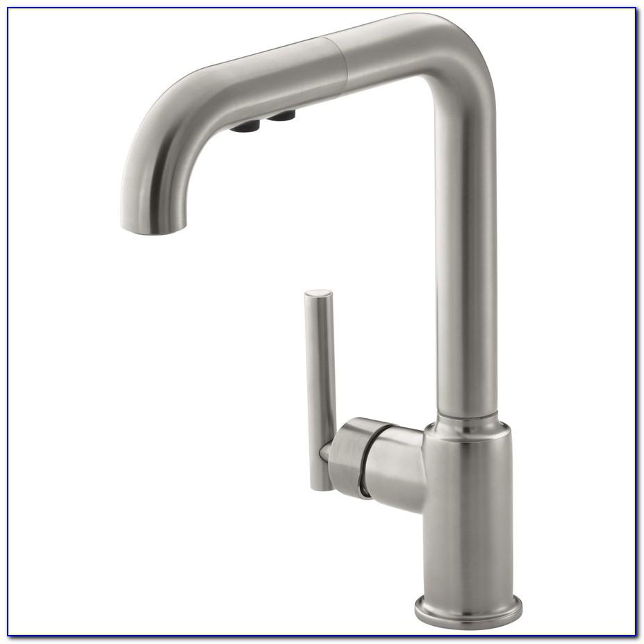 Kohler Pull Down Kitchen Faucet