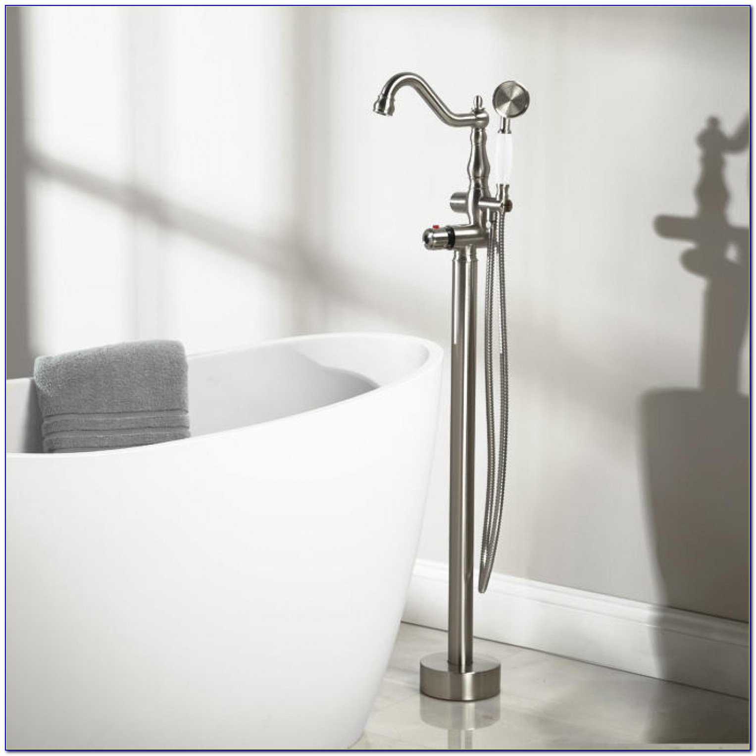 Kohler Purist Freestanding Tub Filler
