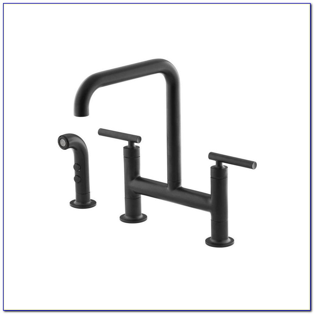 Kohler Purist Kitchen Faucet Stainless