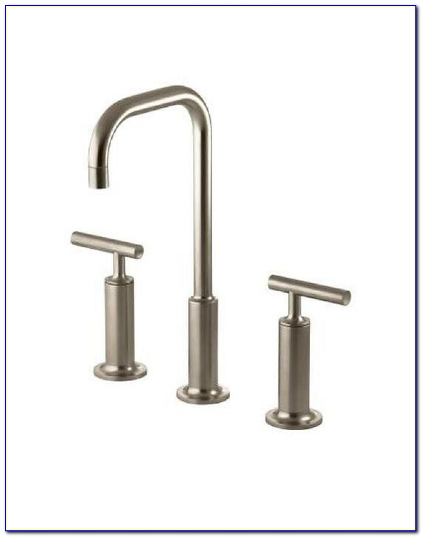 Kohler Purist Pull Out Kitchen Faucet
