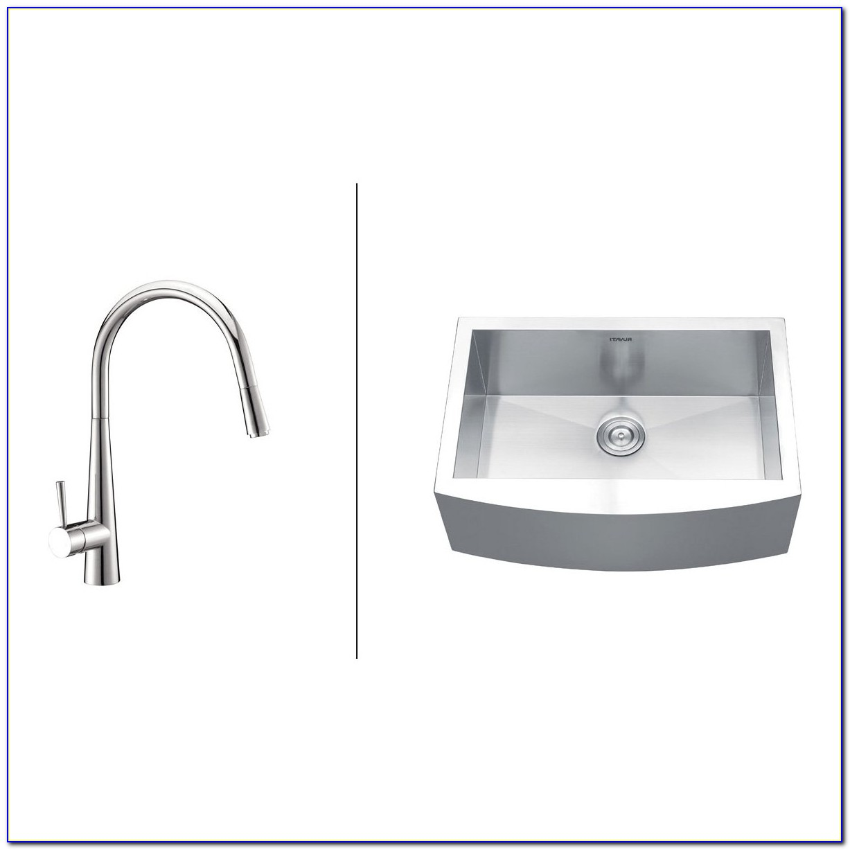 Kohler Sink And Faucet Combo