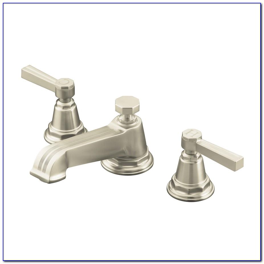Kohler Tub Faucet Brushed Nickel