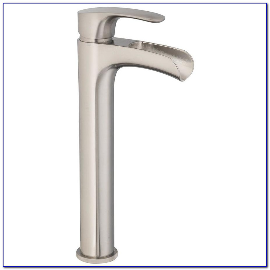 Kohler Vessel Faucet Brushed Nickel