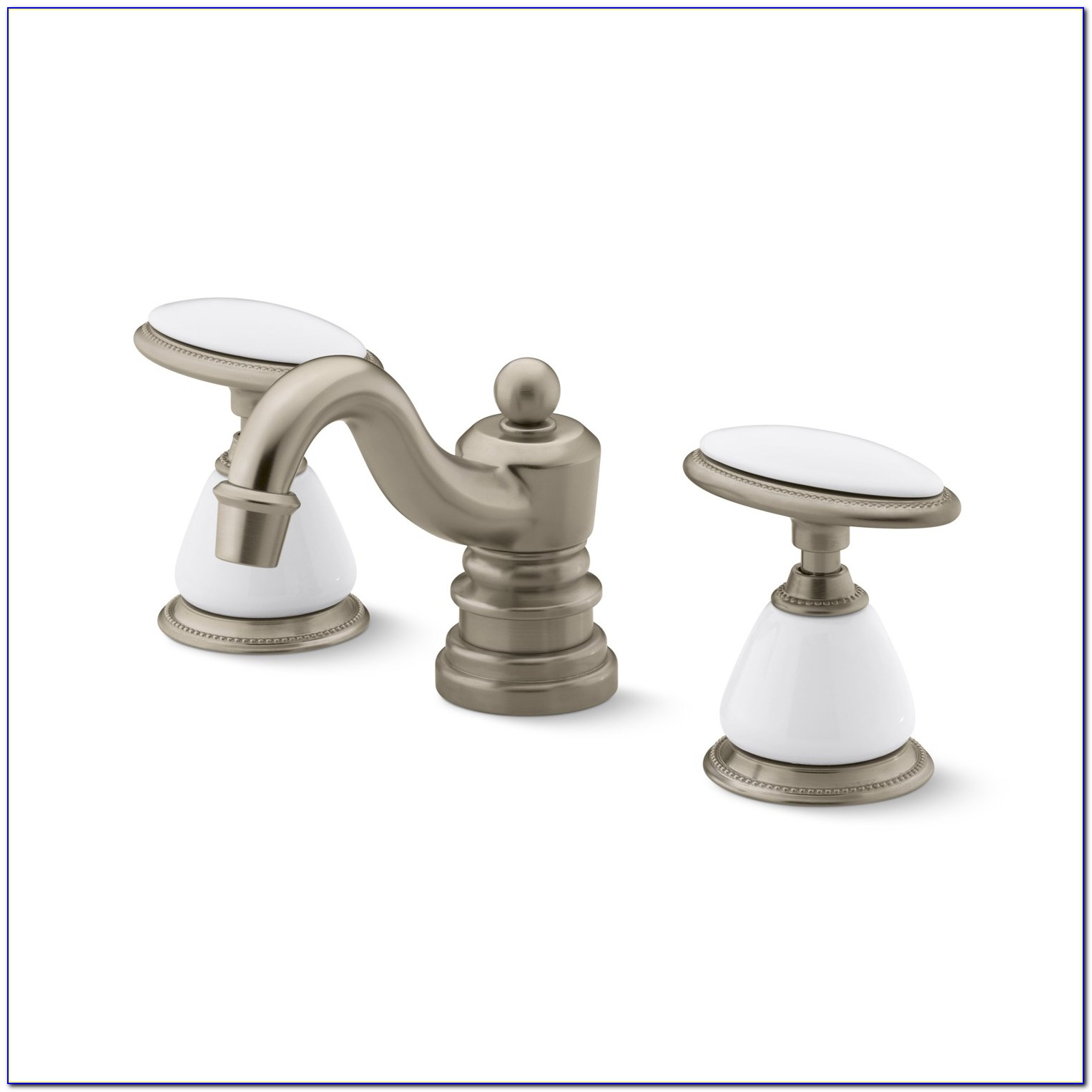 Kohler Widespread Bathroom Faucet Installation