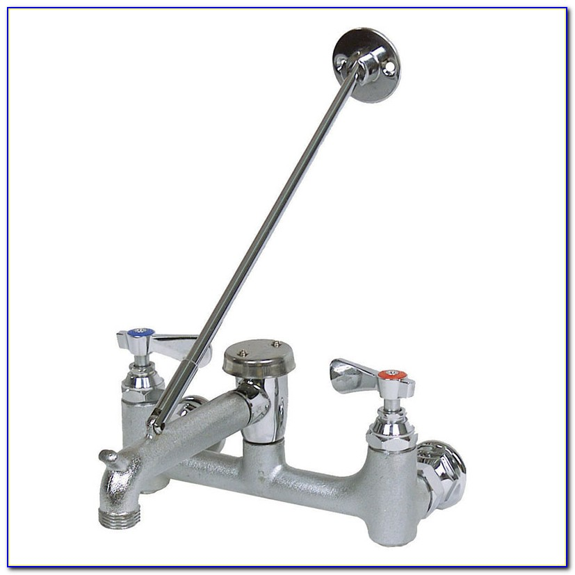 Laboratory Faucet With Vacuum Breaker