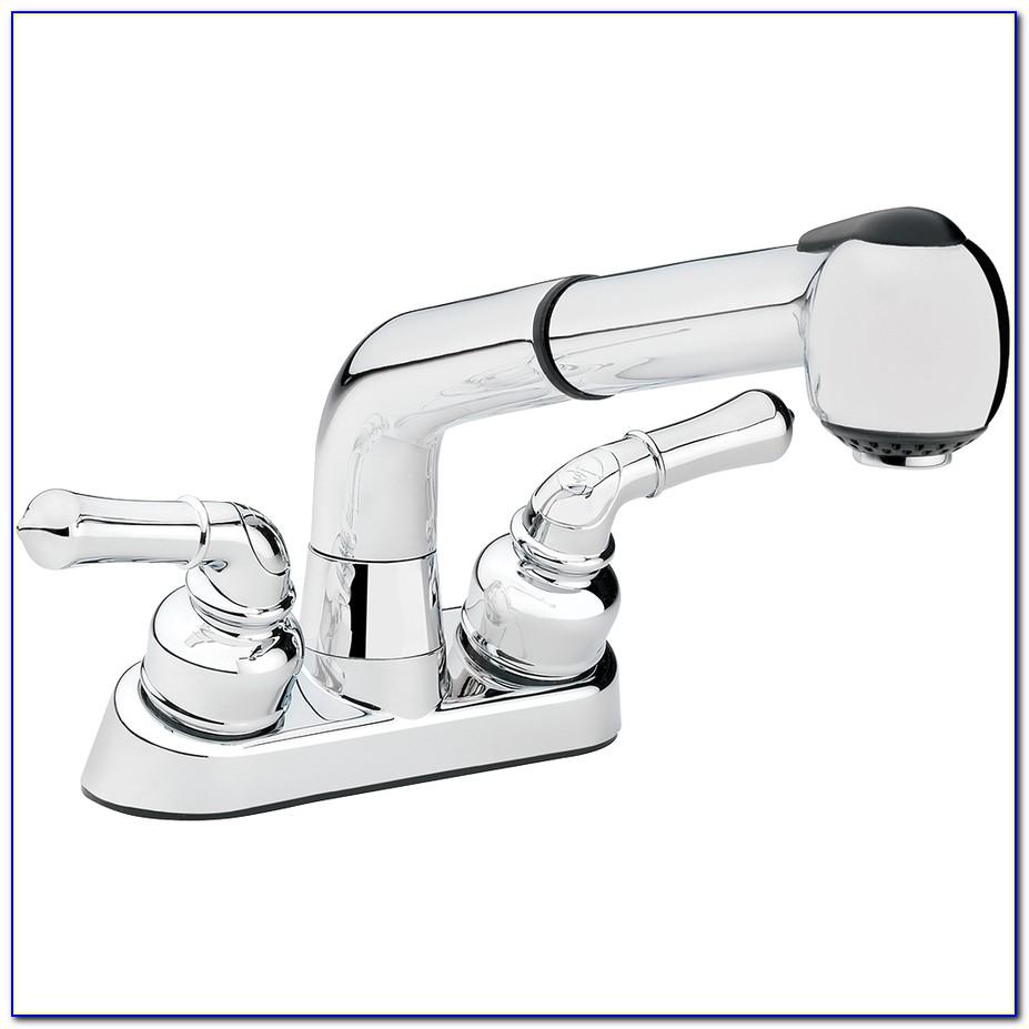 Laundry Faucet Aerator & Sprayer