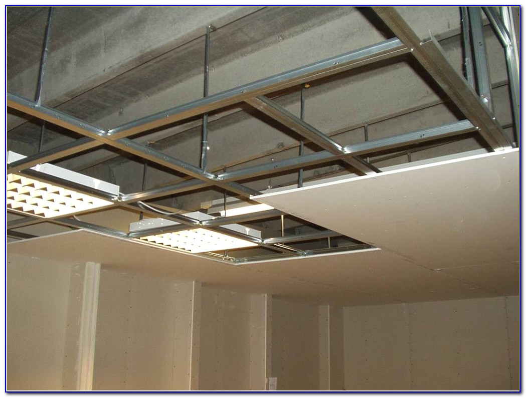 Lay In Grid Ceiling Components
