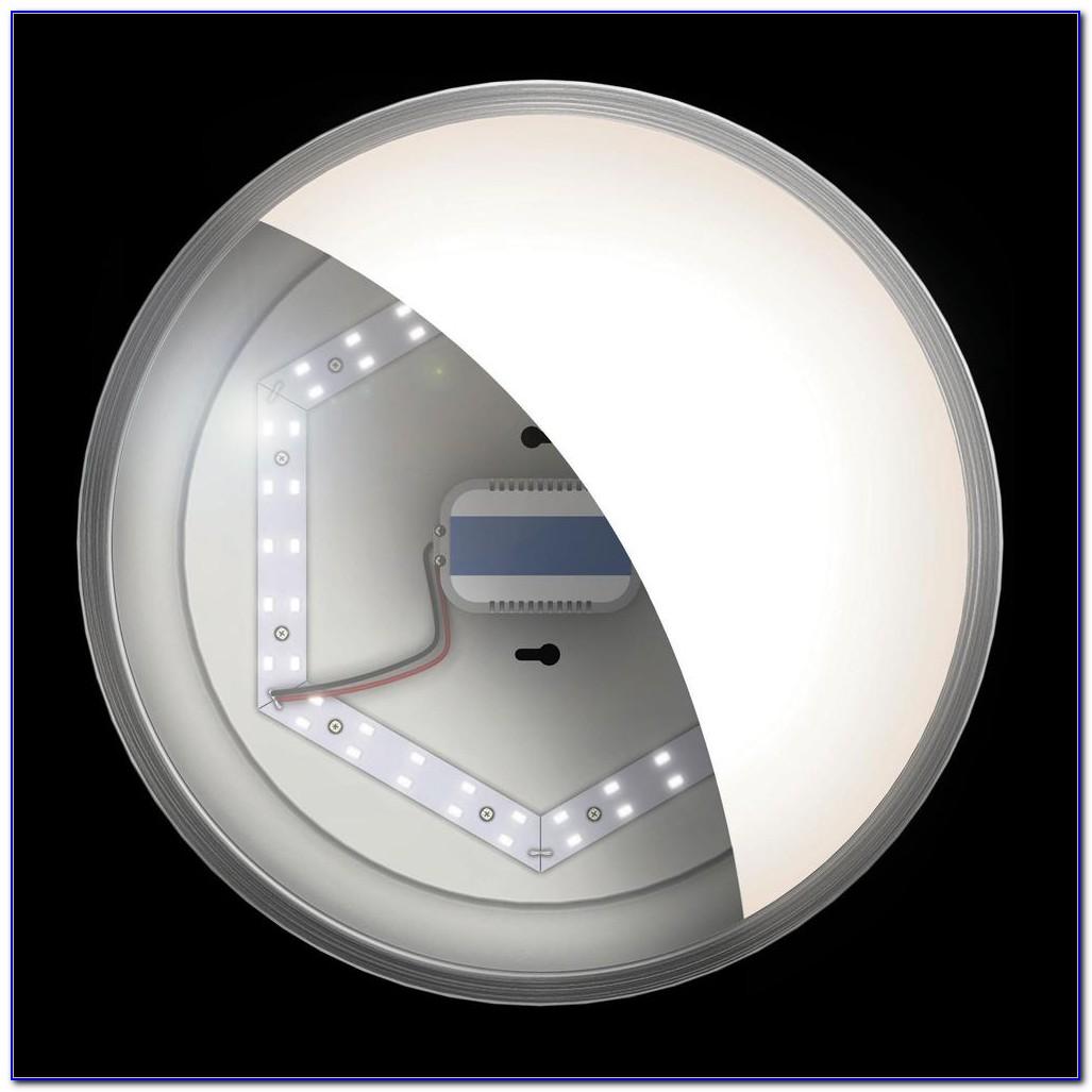 Led Flush Mount Ceiling Lights Dimmable