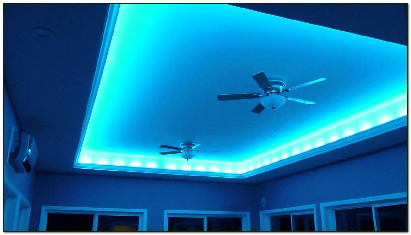 Led Strip Lights For Ceiling