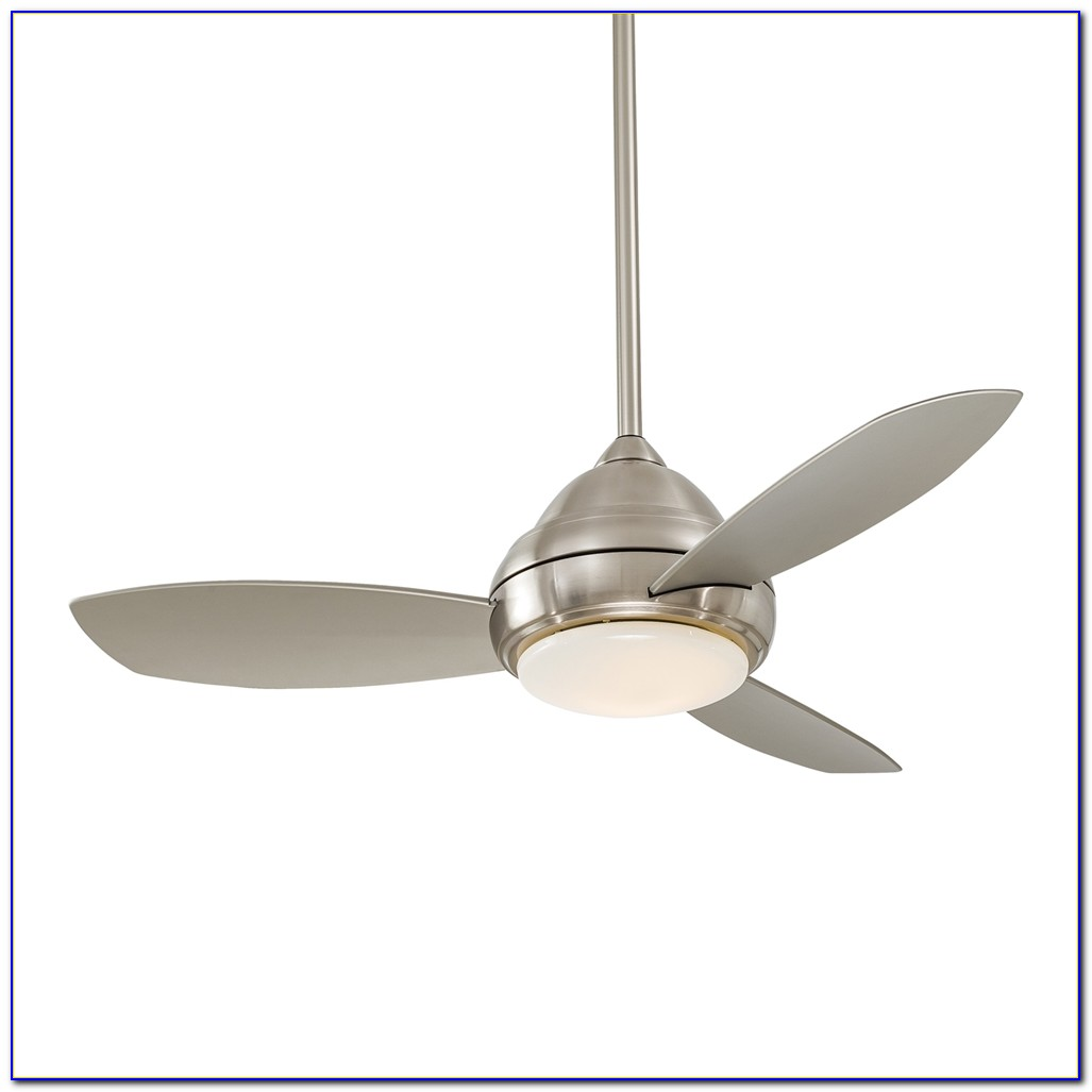 Minka Aire Hugger Ceiling Fan With Light