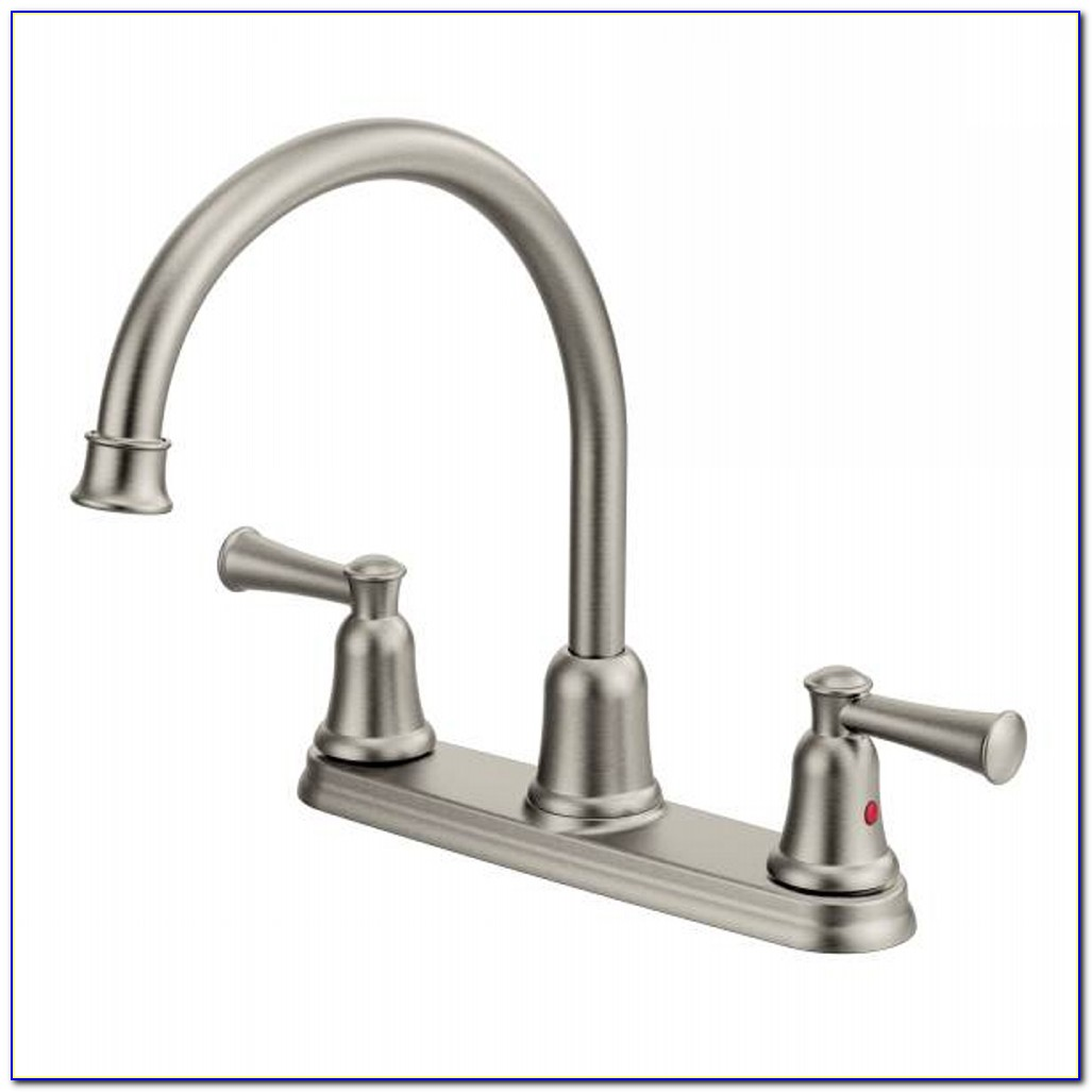 Moen 2 Handle Kitchen Faucet Diverter