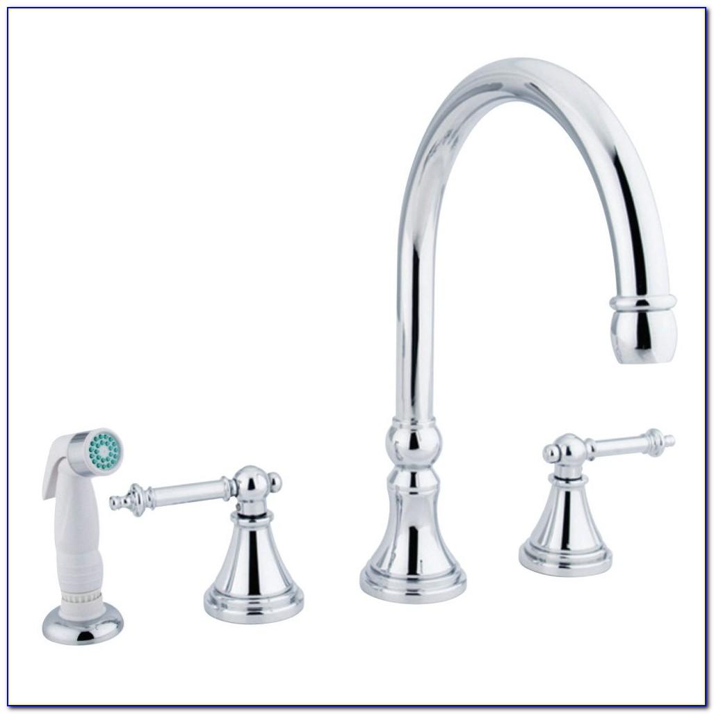Moen 8 Inch Widespread Faucet
