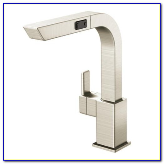 Moen 90 Degree Kitchen Faucet Stainless
