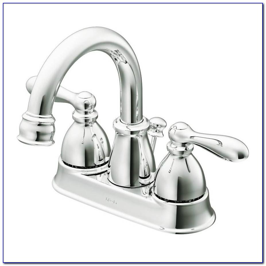 Moen Adler Chrome Bathroom Faucet