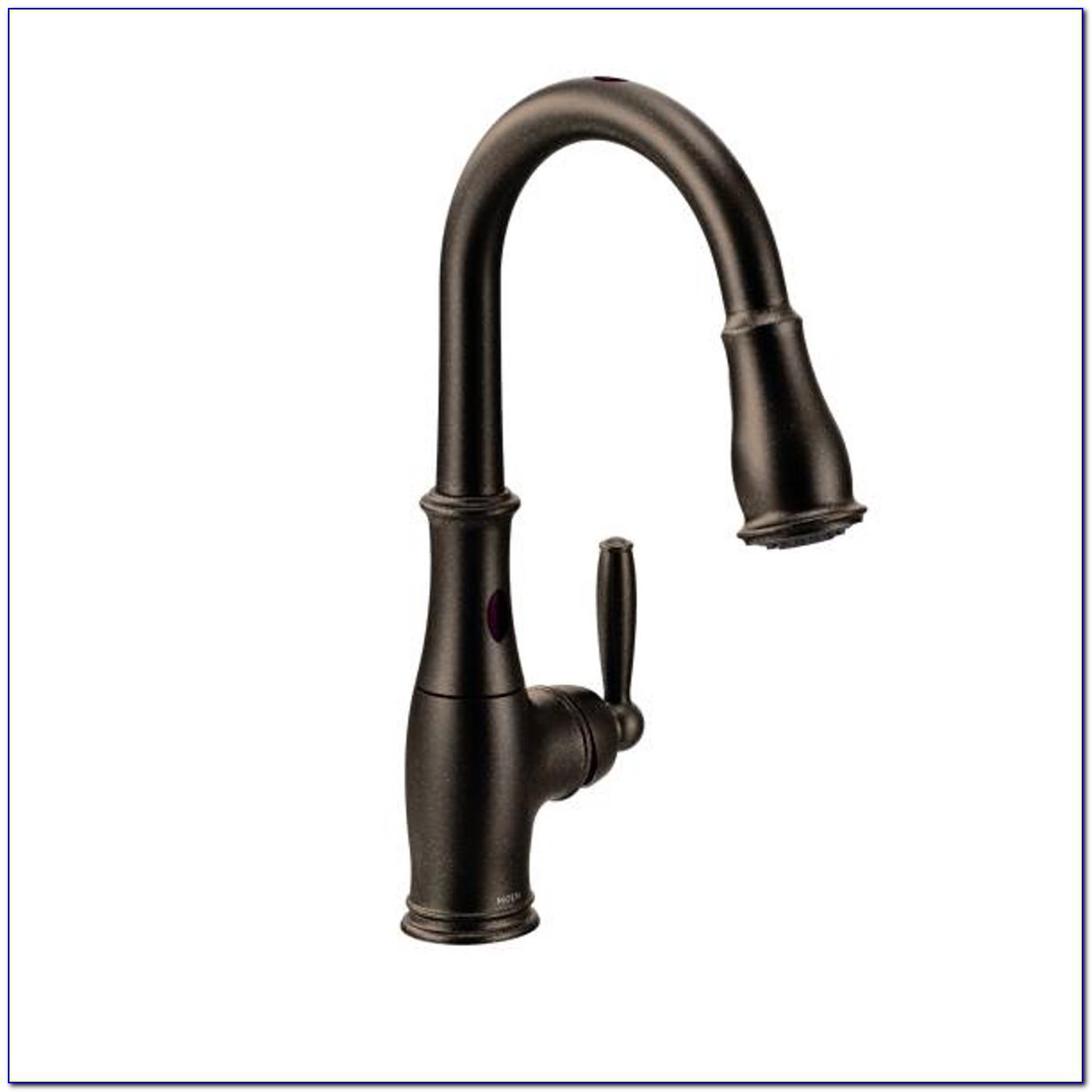Moen Arbor Hands Free Kitchen Faucet
