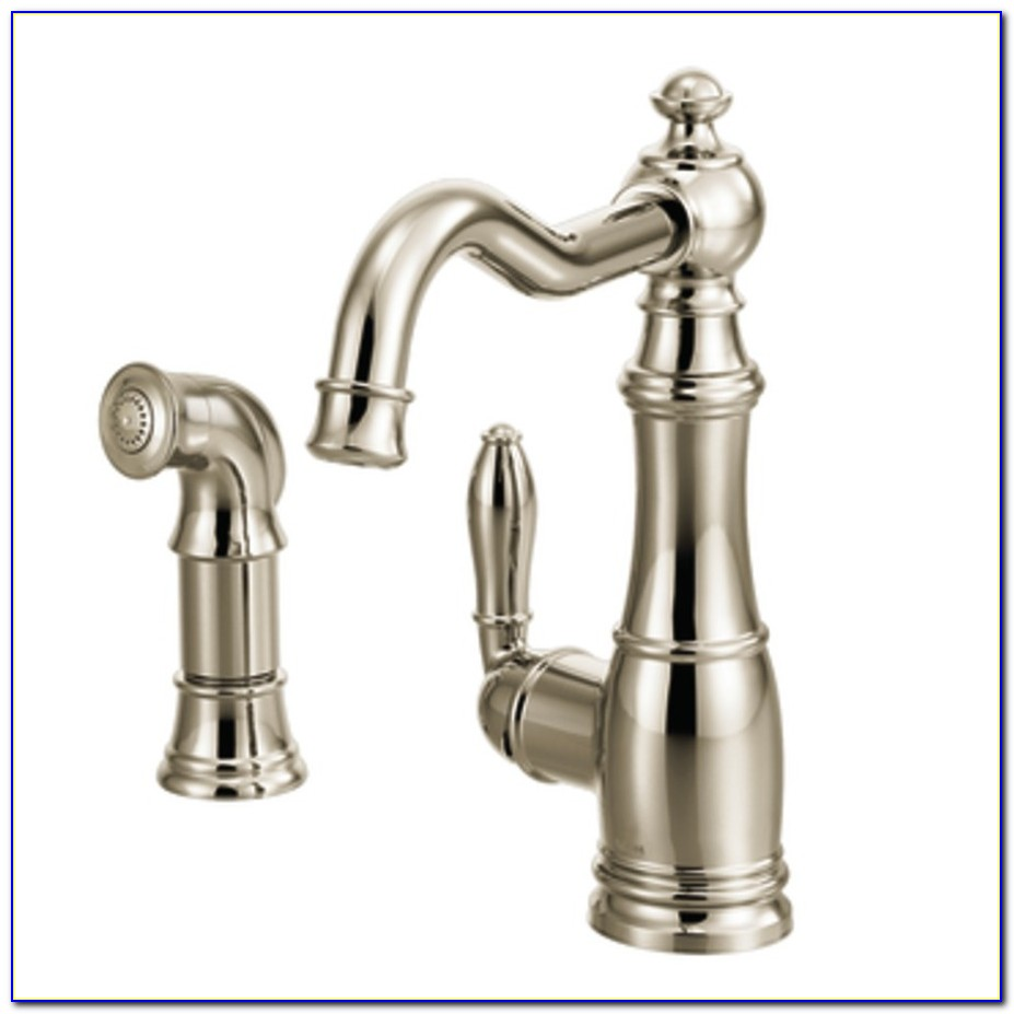 Moen Arbor High Arc Kitchen Faucet