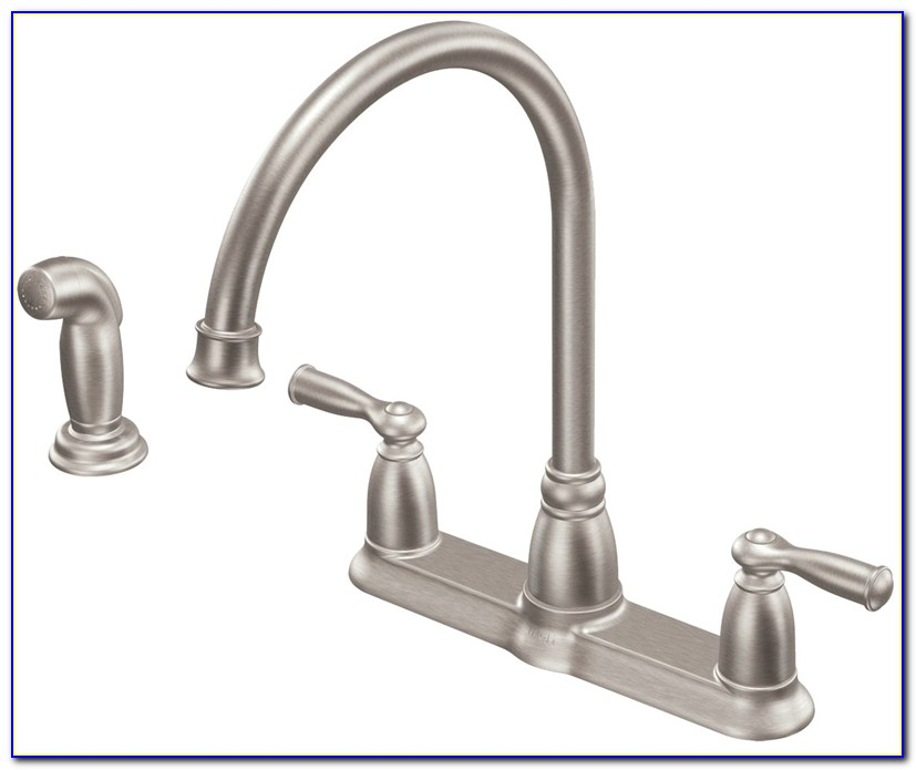 Moen Banbury Bathroom Faucet Brushed Nickel