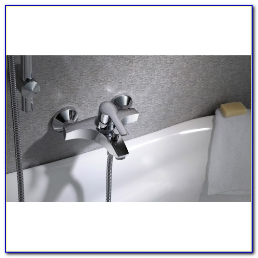 Moen Bathtub Faucet Wall Mount