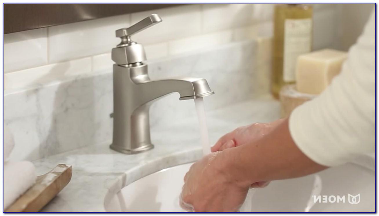 Moen Boardwalk Bathroom Faucet Chrome