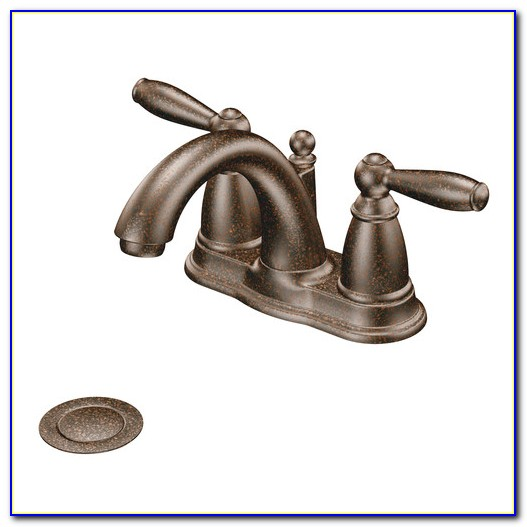 Moen Brantford Bathroom Faucet Brushed Nickel