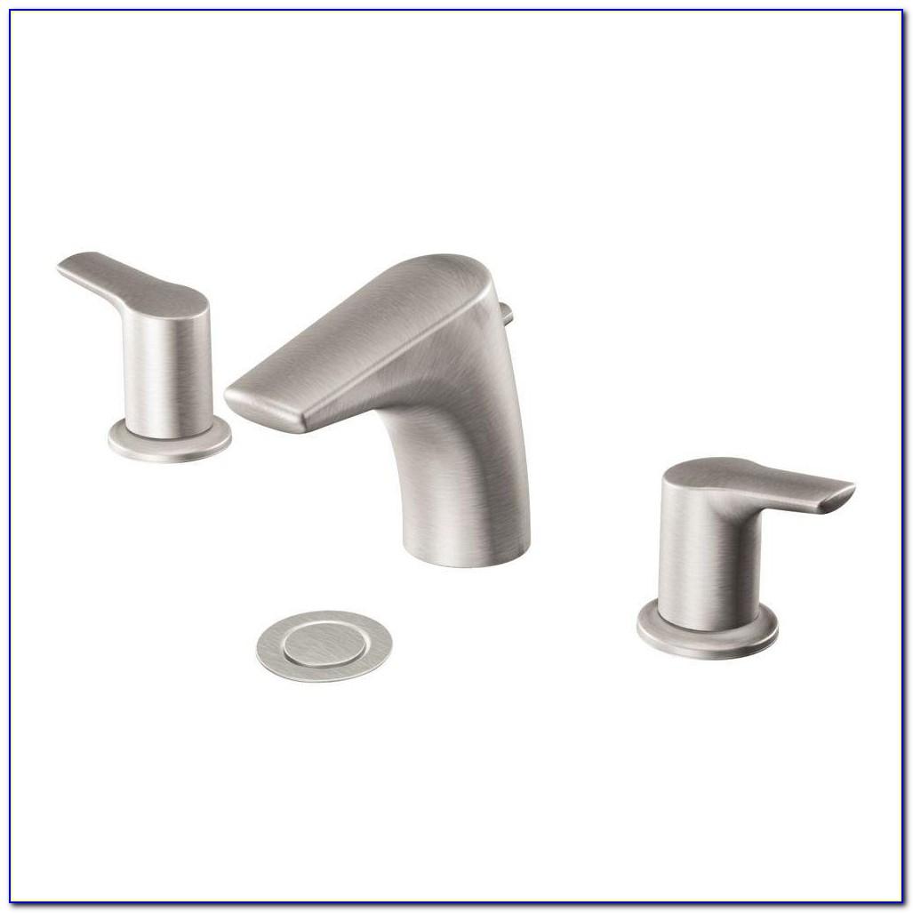 Moen Brantford Brushed Nickel Bathroom Faucet