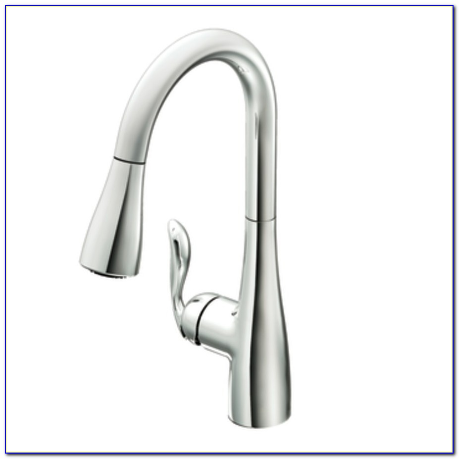 Moen Brantford Chrome Kitchen Faucet