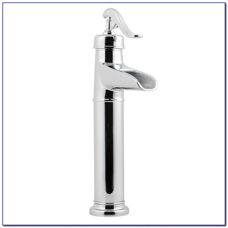 Moen Brushed Chrome Bathroom Faucets