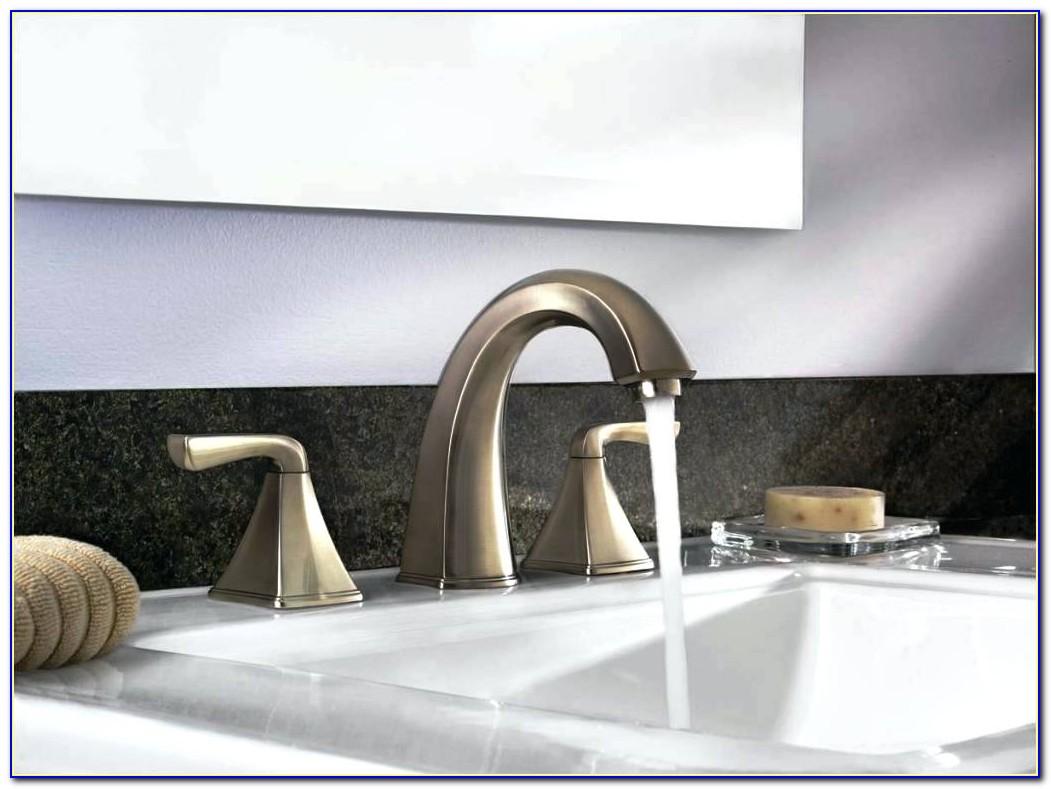 Moen Brushed Nickel Bath Faucet