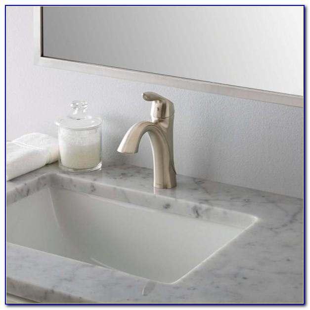 Moen Caldwell Brushed Nickel Bathroom Faucet