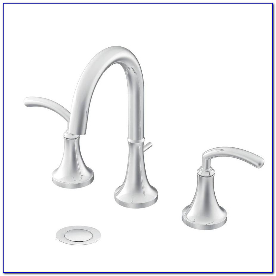 Moen Chateau Chrome Bathroom Faucet