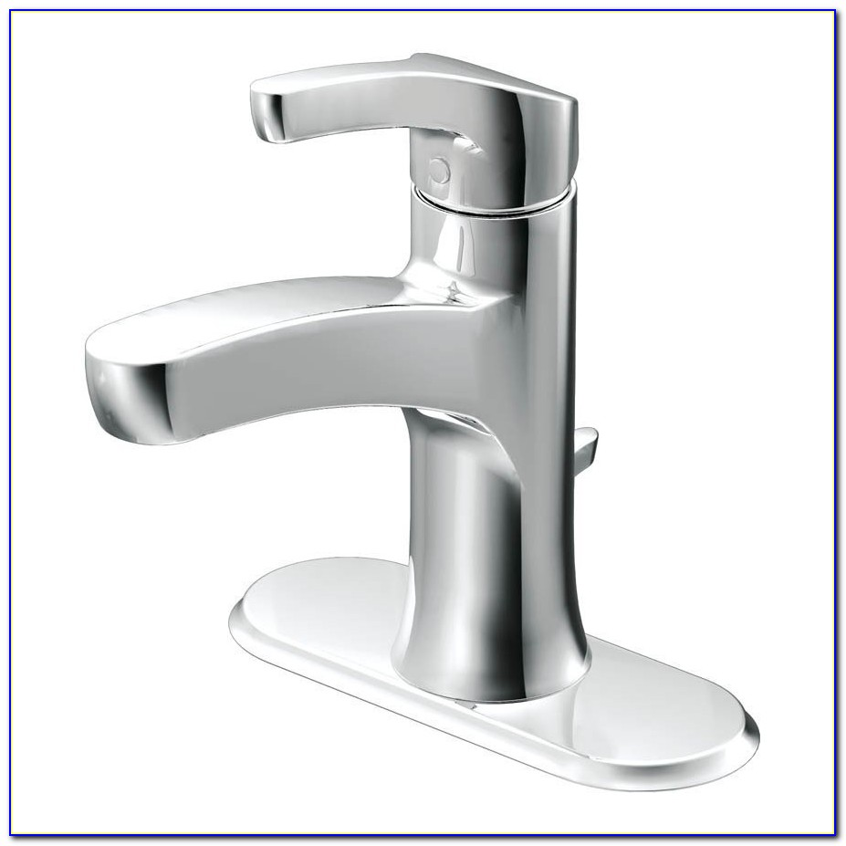 Moen Chrome Bathroom Faucets