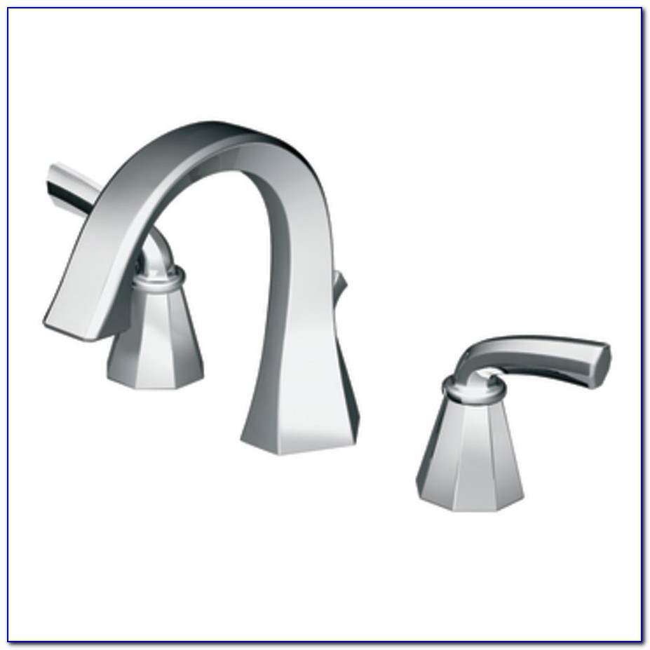Moen Chrome Bathroom Sink Faucets